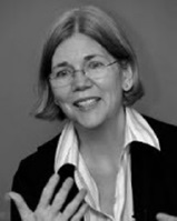 Senator Elizabeth Warren (D,MA; never entered race)