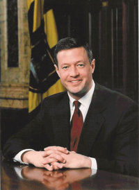 Governor Martin O`Malley (D,MD)