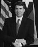 Governor Rick Perry (R,TX; withdrew Sept. 2015)